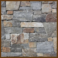Big Horn natural thin veneer stone